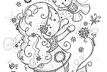 Coloriages/Gabarits