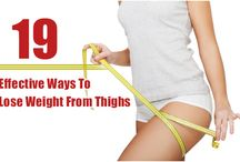 Lose weight from thights