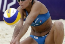 volley pantai