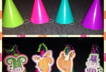birthday party ideas / by Brandi L