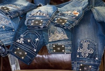 Jeans Jeans Jeans / by Leslie Lewis