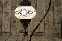 Lámparas Turcas - Turkish Lamps / Lámparas turcas realizadas artesanalmente a mano en cristal y metal. Síguenos en Facebook: https://www.facebook.com/artesaniamosaicovalencia