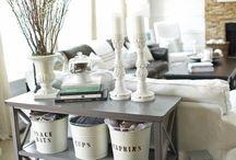 Home Design / Jak na útulný domov...