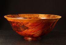 Wood Turned Bowls