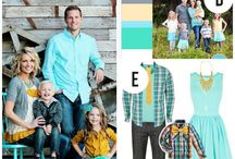 Family Photo Shoot Outfit Ideas