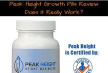 Height growing pills