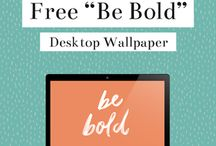 Freebies / Our favorite freebies on the web for creative purposes