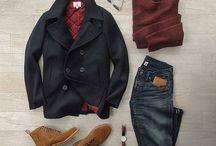 Menswear travel