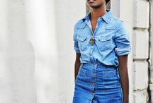 Outfits | Denim / by Jennifer Jean-Pierre