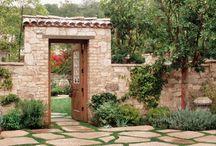 Garden Doors & Gates / by Alberta
