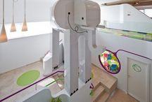 miejsca dla dzieci / dla mamy i dziecka