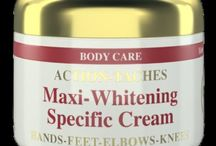 HT26 - LIGHTENING CREAM FOR HAND-FEET-ELBOW-KNEE / Specific Lightening Cream Hands-Feet-Elbow-Knee It is the specific care to fight against dis-gracious spots located over your hand, feet, elbow and knee. This extra rich and velvet touch cream will supply you 3 targeted actions to prevent you from:  1 - Apparition of dark areas over the itching and scratching zones. 2 - It attenuates skin pigmentation over these fragile areas. 3 - Dark areas re-apparition. Its application helps your skin to recover the moisture while reducing irritations caused