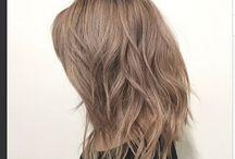 svetle hnede vlasy