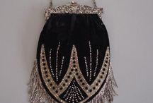 Vintage väskor mm