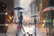 Goro Fujita / Art inspiration