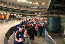 Astrodome - Houston - Last Day before Renovation April 9, 2018