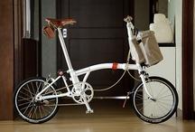 Foldable bikes