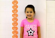Kindergarten--Fall Ideas--apples, Halloween, etc.