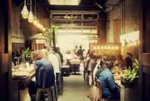 Elevenses Concept / Restaurant musings