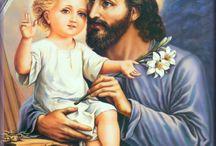 Jézus és Szent József