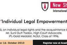 Legal Empowerment