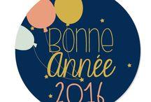 BONNES ANNEES 2016