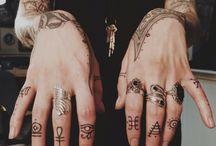 ;finger