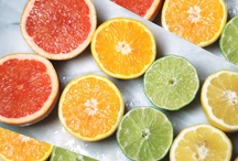 Citrus Fruit Juices