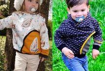 Kleidung für Kinder nähen