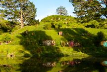 LotR/Hobbit Filming Locations! / The locations around NZ where these iconic films were shot!