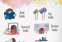 bookish stuff