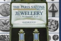 Jewelry books / by LaurieSee