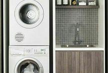 Apto - lavanderia