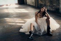 Glamour Magazine style shoot