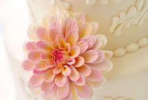 Brides Wedding Cakes!!!!