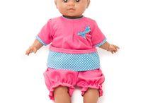 Muñecas preciosas / Surtido de muñecas originales y de muy alta calidad