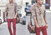 Men's Fashion  / Update tentang fashion cowo yg lagi trend