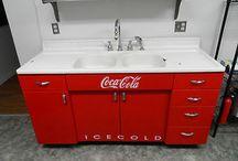 Coca Cola And Nostalgic Decor