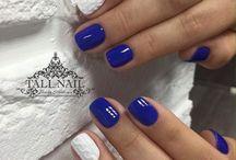 Colores de pintura de uñas