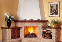 Chimeneas - Fireplaces