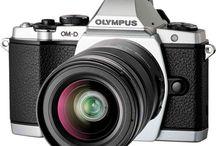Materiel, camera, film ...