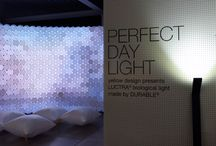 yellow design @ Ventura Lambrate MILAN DESIGN WEEK 2015 / Perfect Day Light  Yellow design  yellow circle  LED  Installation  Light Installation  Exhibition  Milano 2015  Milano Design Week   Ventura Lambrate  Design  Technology  Office Lamp  Biological Light
