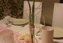 Blumentisch Deco
