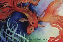 Arts & Crafts: Sea Creatures Templates 2