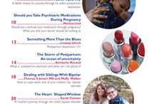 Moms / Moms and mental health (postpartum disorders, parenting a child with mental illness - depression, bipolar, anxiety, psychosis, schizophrenia, schizoaffective)