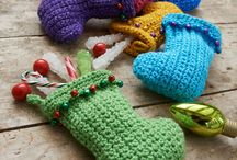That's Pinteresting - Christmas and other Winter Holidays  / Crochet ideas for Christmas and other Winter holidays from around the world.... / by The Crochet Crowd