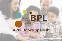 Kids' Books Spanish