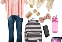 Back To School ✎ / All kinds of Back To School stuff, such as outfits, DIYs, hair styles, ideas, beauty & much more!