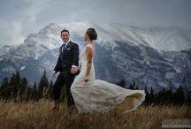 Mountain Weddings - Rockies - Banff, Jasper, Lake Louise, Canmore, Kananaskis Whistler,