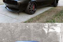 Carros de garagem